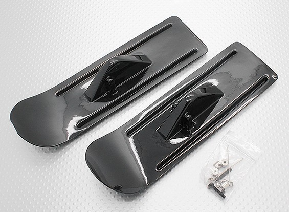 Undercarriage Snow Skis for Model Airplane