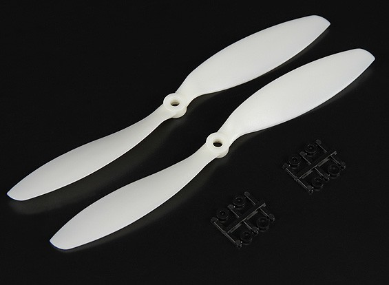 Turnigy SF Glowing Propeller 9x4.7 Black (CCW) (2pcs)