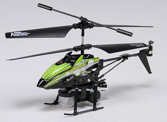 Bubble Copter Remote Control Micro Helicopter (Mode 1) (RTF)