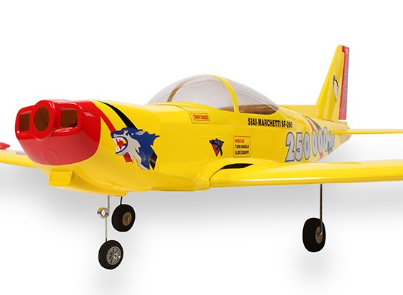 Marchetti SF-260 Sport Aerobatic Balsa 1750mm (Kit)