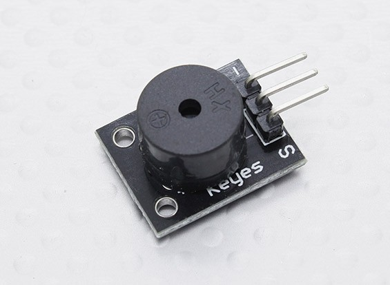 Kingduino Compatible Buzzer Module