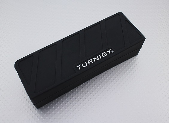 Turnigy Soft Silicone Lipo Battery Protector (5000mAh 4S Black) 148x51x37mm