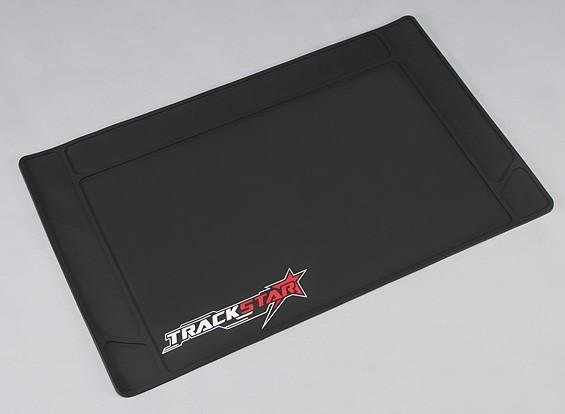 TrackStar Rubber R/C Work Mat (640 x 400mm)