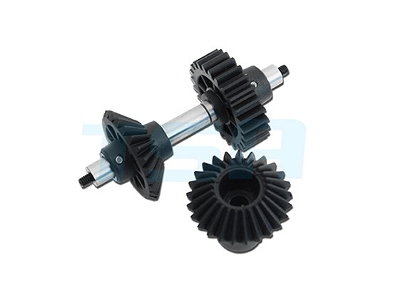 TSA Infusion 700E Pro, 700N PRO - Tail Drive Gear Set 25T