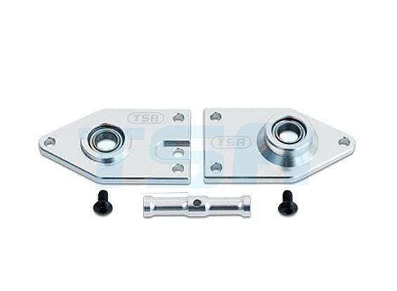 TSA Infusion 700E PRO, 700N PRO - Tail Gearbox Side Plate (Metal)