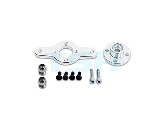 TSA Infusion 700E PRO, 700N PRO Platinum Upgrade - JR Servo Lever Set (Metal)