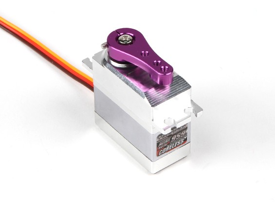 Turnigy™ MG959 V2 Alloy DG/MG Servo 25T 30kg / 0.15sec / 78g
