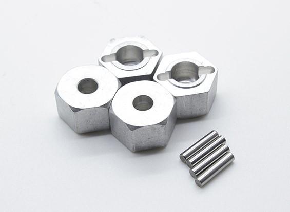 Toxic Nitro - Alum Wheel Hub