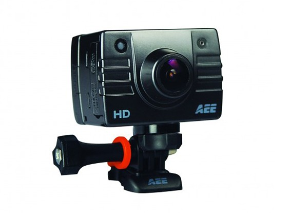 AEE MagiCam SD23 1080P HD Video Camera w/Waterproof Case