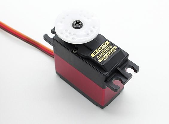 JR DS8900G Ultra High Speed Digital Tail Servo with Heatsink.