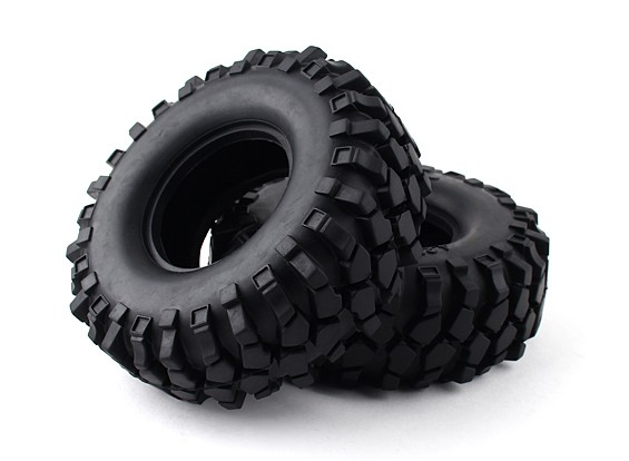 "1/10 Scale 1.9"" Crawler Tire/KRT Solid with insert (2pcs)"