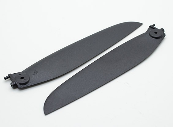 Spare 9in Blades For Variable Pitch Propeller Setup w/Linkage Assembly and Mount (2pcs/bag)