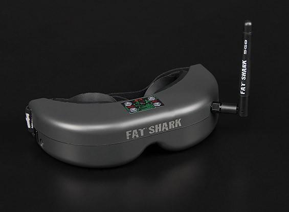 FatShark Teleporter V3 RTF FPV Headset System w/Camera and 5.8G TX