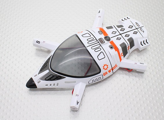 Upper body cover - Walkera QR W100S Wi-Fi FPV Micro Quadcopter