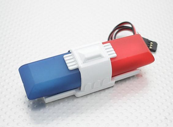 Police Car Lighting System