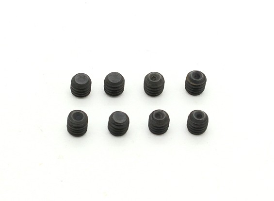 M4x4 Set Screws(8pcs) - BSR1/8 Rally