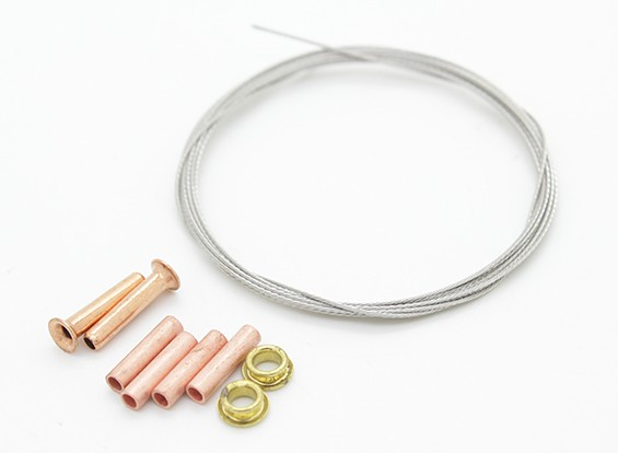 Cox 1/2A Leadout Wire Kit