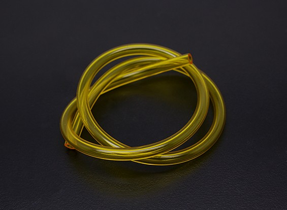 Cox .049 - .051 Clear Yellow Diesel Fuel Line (30cm)