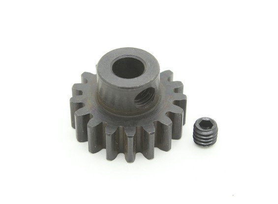 17T/5mm M1 Hardened Steel Pinion Gear (1pc)