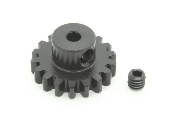 18T/3.175mm M1 Hardened Steel Pinion Gear (1pc)