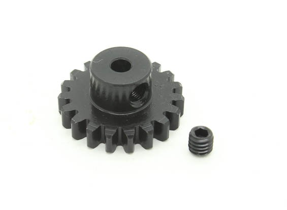 19T/3.175mm M1 Hardened Steel Pinion Gear (1pc)