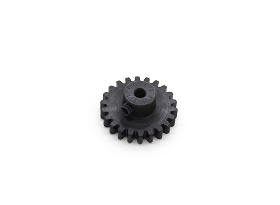 22T/3.175mm M1 Hardened Steel Pinion Gear (1pc)
