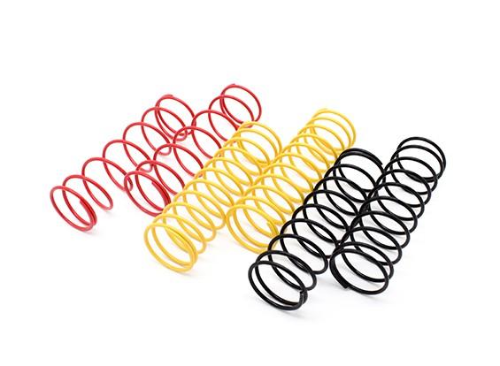 Option springs set for rear shocks - Basher SaberTooth 1/8 Scale Truggy
