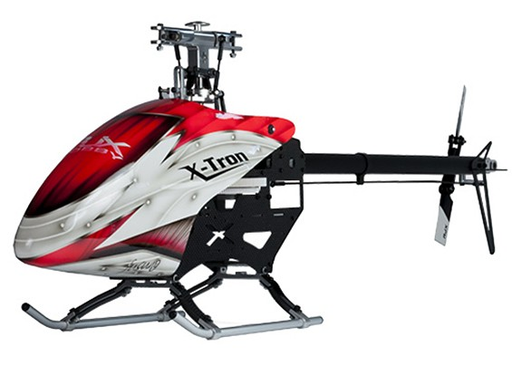 RJX X-TRON 500 Electric Flybarless 3D Helicopter Kit