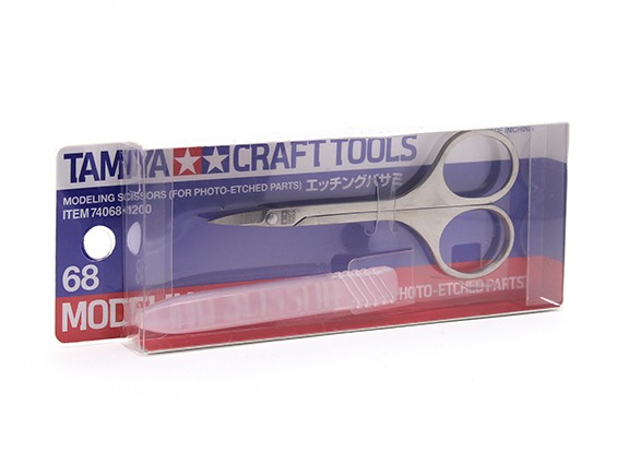 Tamiya Modeling Scissors for Photo-Etched Parts (1pc)