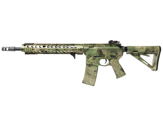 Dytac Combat Series UXR III M4 AEG Deluxe Version (A-Tacs FG)