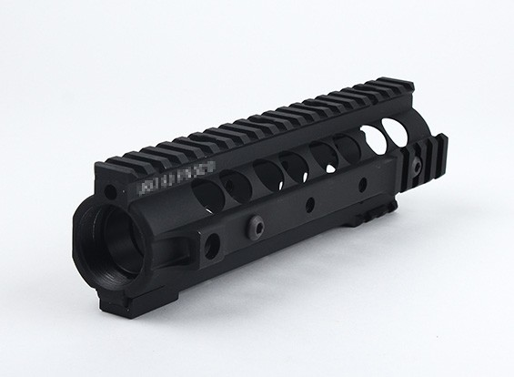 Dytac UXRIII 8.0 RAS for Systema PTW Profile (1 1/4 inch /18, Black)