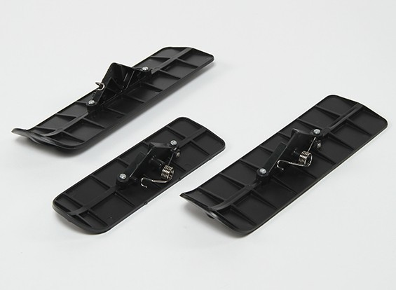 Durafly™ SkyMule 1500mm - Ski Set