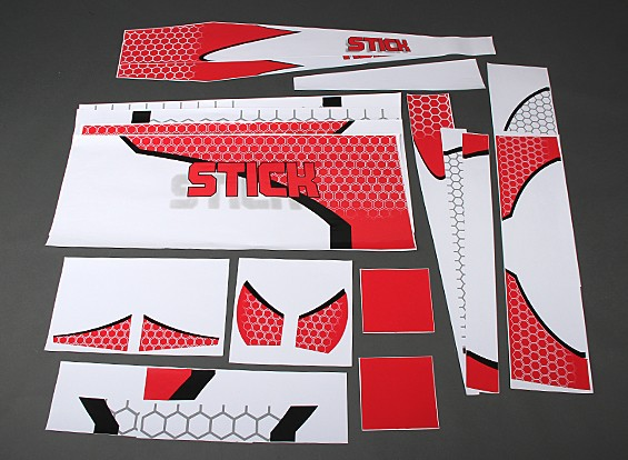 Giant Stick Sport 90 - Covering Set