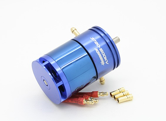 Turnigy AquaStar 3720-1500KV Water Cooled Brushless Outrunner Motor
