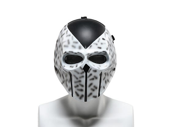 FMA Wire Mesh Full Face Mask (Magic-Color)