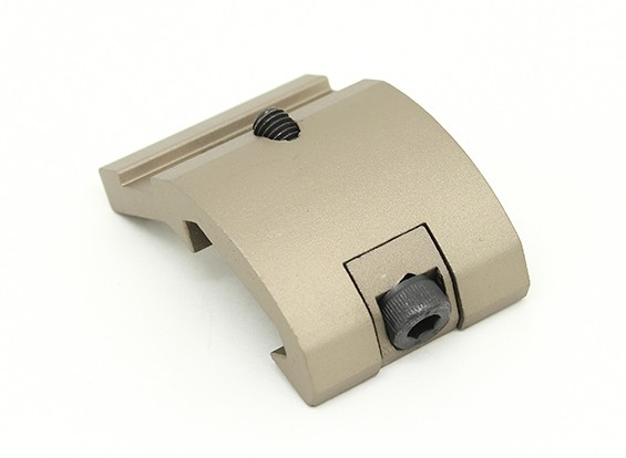 Element EX263 Gear sector style Flashlight mount for M300 M600(Tan)