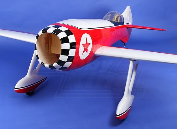 Gee Bee R3 Gas 50cc 2060mm (ARF)