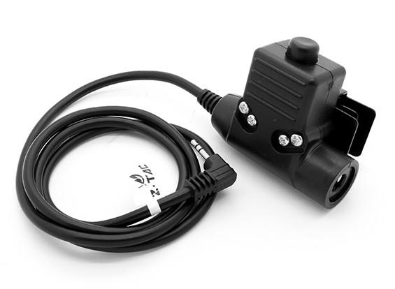 Z Tactical Z113 U94 PTT (Motorola Talkabout 1-pin)