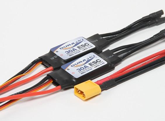 Durafly™ SkyMule 1500mm - ESC Set inc. Power Lead