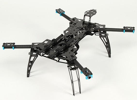 HobbyKing® Alien 560 Folding Quad-Copter Carbon Fiber Version (Kit)