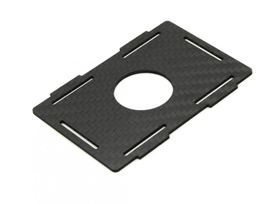 RJX X-TRON 500 Electronics Mounting Plate # X500-50003