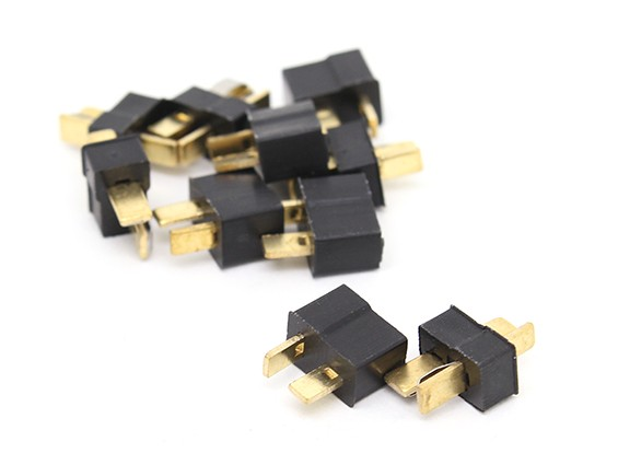 Mini T-Connector (5 Pairs)