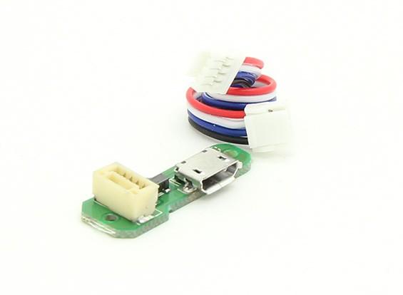 Walkera QR X350 Pro Quadcopter - Micro USB board (1pc)