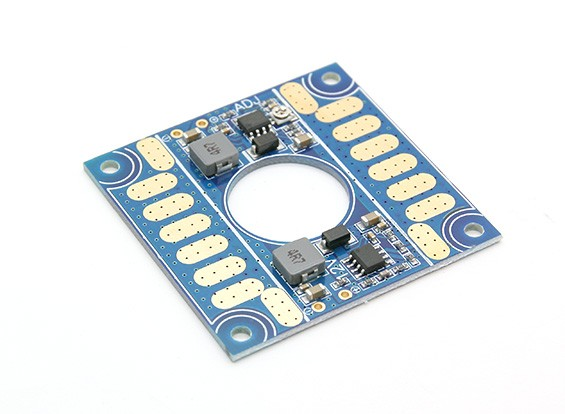 Quanum Power Distribution Board and Dual UBEC In One