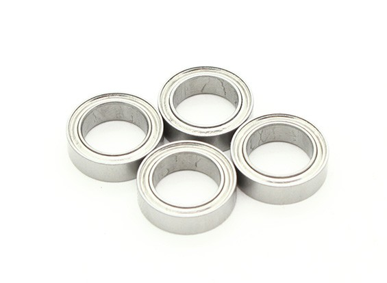 Ball Bearing 8x12x3.5 (4pcs) - Basher 1/16 Mini Nitro Circus MT