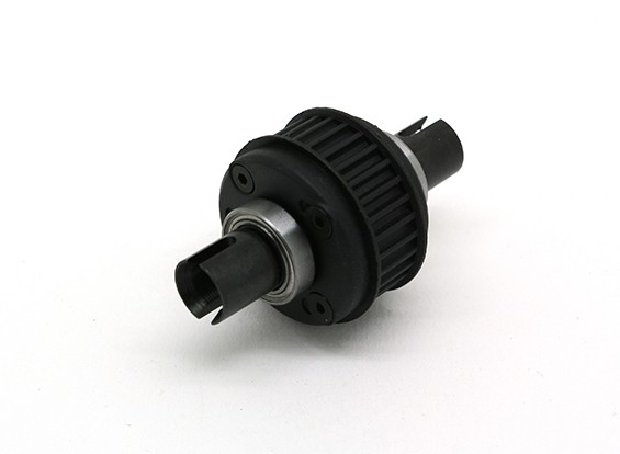 Pre-assembled Differential (1pcs) - BSR Racing BZ-222 1/10 2WD Racing Buggy