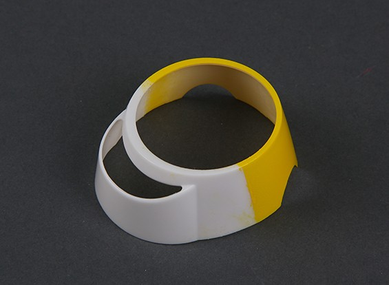Durafly™ EFX Racer - Replacement Cowl (Yellow)