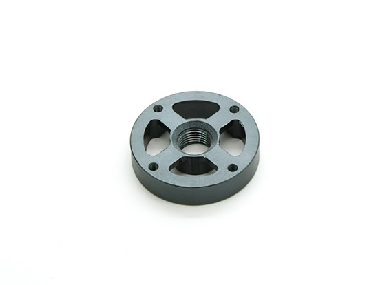 CNC Aluminum M10 Quick Release Self-Tightening Prop Adapter - Titanium(Prop Side)(Counter-Clockwise)