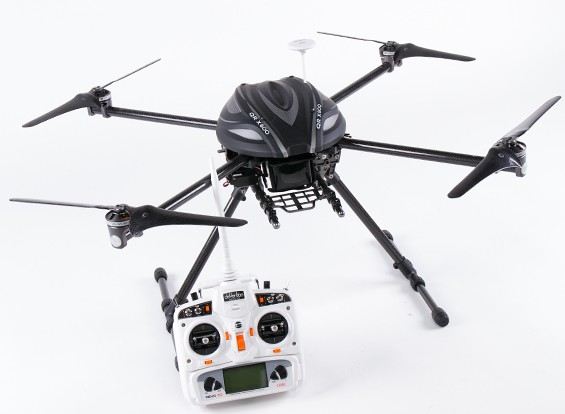 Walkera QR X800 FPV GPS QuadCopter w/G-2D Gimbal, Retracts, DEVO 10 (Ready to Fly) **COMING SOON**