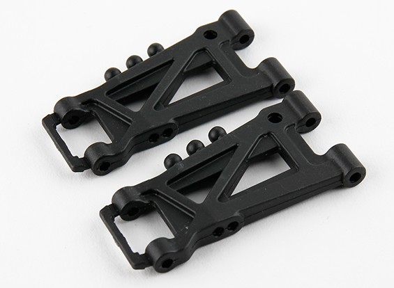 Basher RZ-4 1/10 Rally Racer - Rear Suspension Arm (2pcs)